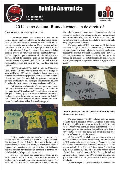 Opinião Anarquista 06 - 01