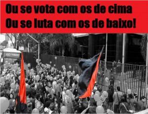 Breve análise Socialista Libertária sobre o resultado das urnas em 2014