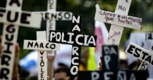 [fAu – ESPANHOL] Con los 43 estudiantes que nos faltan. Siempre contra la impunidad!!!