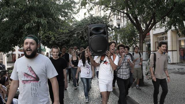 [CTZ – Curitiba] Ato nacional de luta contra o aumento da tarifa, MPL