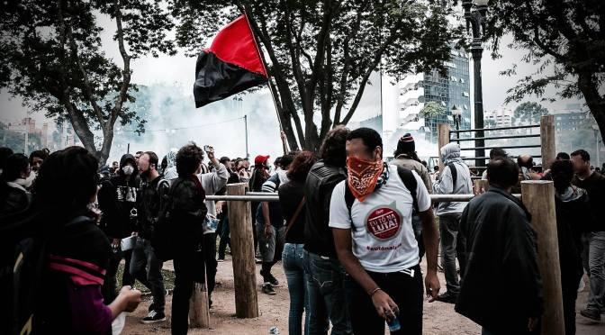 Lutas Sociais e o Retorno do Anarquismo Organizado às terras paranaenses