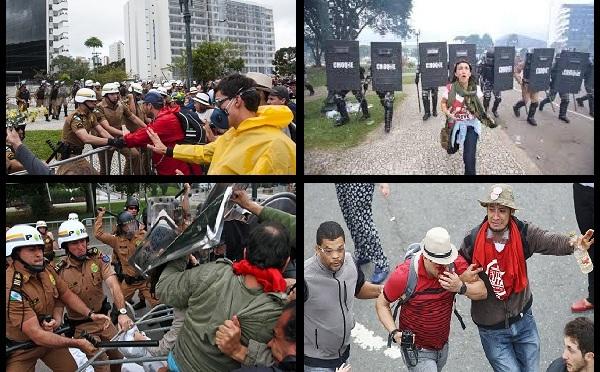 [CQM] Protestar não é crime – Criminoso é o Estado!