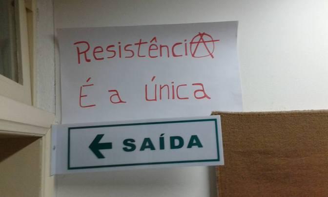 Nota de Solidariedade à Ocupação da Reitoria da UEL