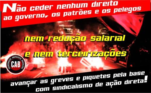 [CAB] Jornal Socialismo Libertário #30 – Julho/2015