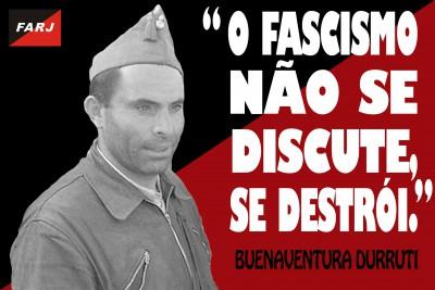 fascismo não se discute
