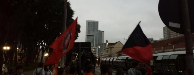 Opinião Anarquista #7: Frente aos ataques, a inovação das táticas