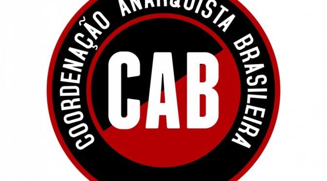 [CAB] Nota do GT Estudantil da Coordenação Anarquista Brasileira em solidariedade aos estudantes que ocupam a Reitoria da UFRGS em defesa das cotas raciais