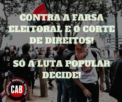 [CAB] Opinião da CAB diante a atual conjuntura Brasileira
