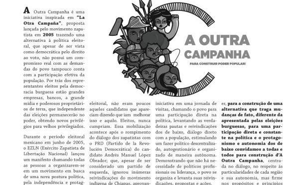 [AOC] Jornal d'A Outra Campanha – Paraná 2016