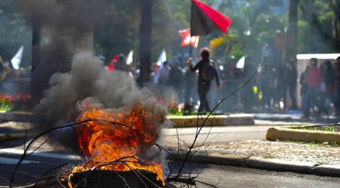 [CAB] 28 de Abril: Greve Geral nacional e a demonstração de força da classe oprimida
