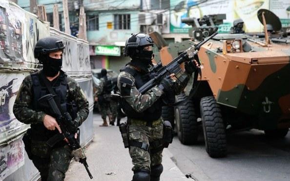 [FARJ] A intervenção federal no Rio de Janeiro e o xadrez da classe dominante