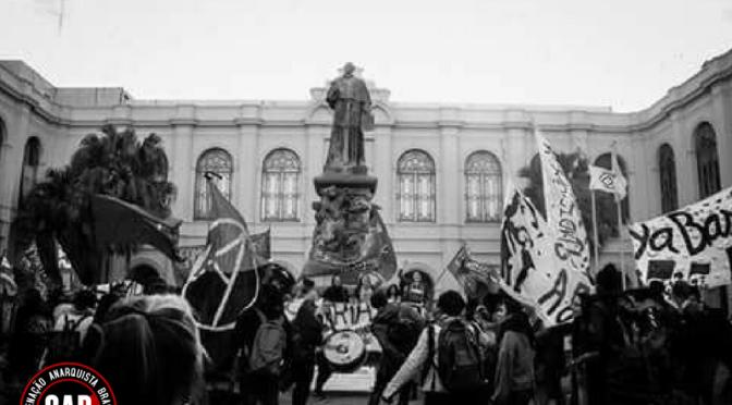 [CAB]  UNIVERSIDADES ARGENTINAS OCUPADAS EM DEFESA DA EDUCAÇÃO