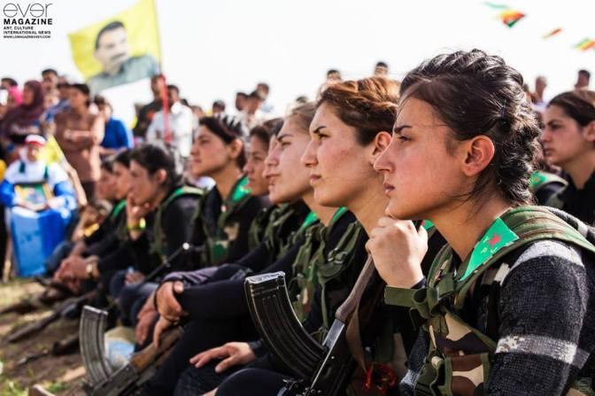 Da Resistência à Esperança: A Revolução Social no Curdistão.