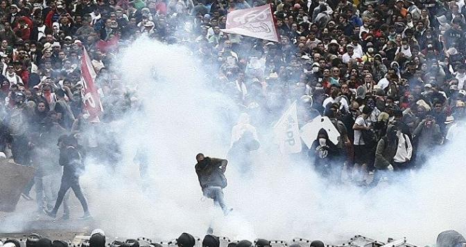 4 anos do 29 de abril: memória e resistência contra os ataques do Estado!