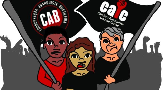 OPINIÃO ANARQUISTA #9: É tempo de greve unificada no Paraná!