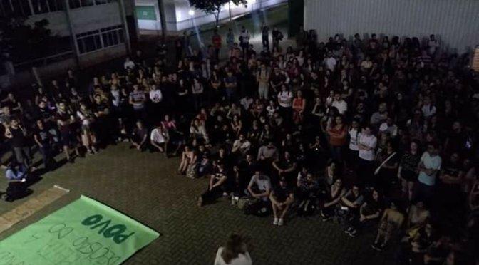 [CAB] TODO APOIO À LUTA CONTRA A INTERVENÇÃO DE BOLSONARO NA UFFS